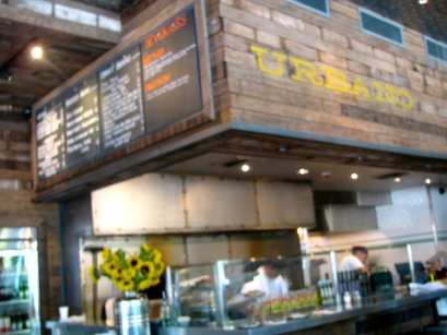 Urbano Pizza Bar Los Angeles