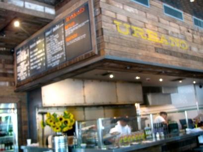 Urbano Pizza Bar Los Angeles