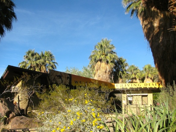 The Living Desert Zoo