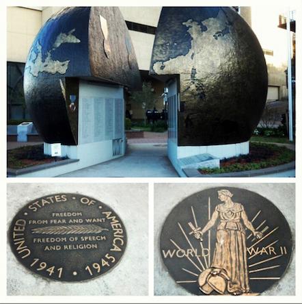 World War II Memorial Savanna, GA